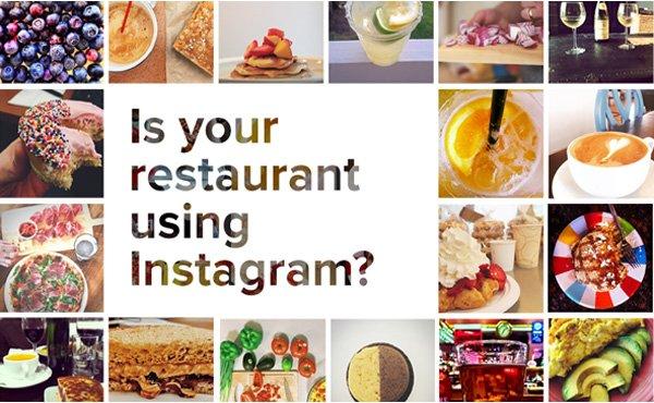 بازاریابی رستوران با اینستاگرام