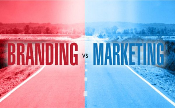 تفاوت بازاریابی و برندینگ