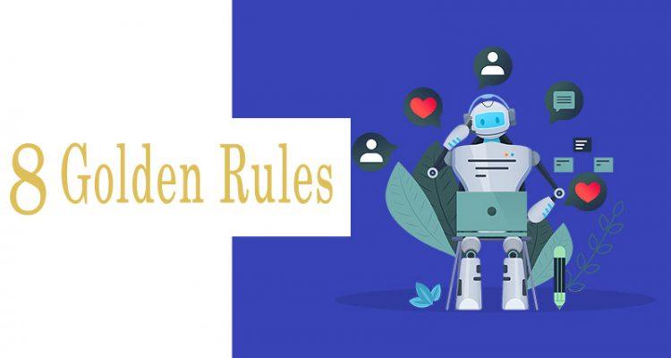 هشت قانون طلایی برای استفاده از ربات اینستاگرام
