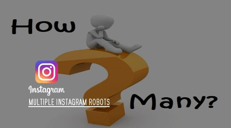 ساخت ربات اینستاگرام